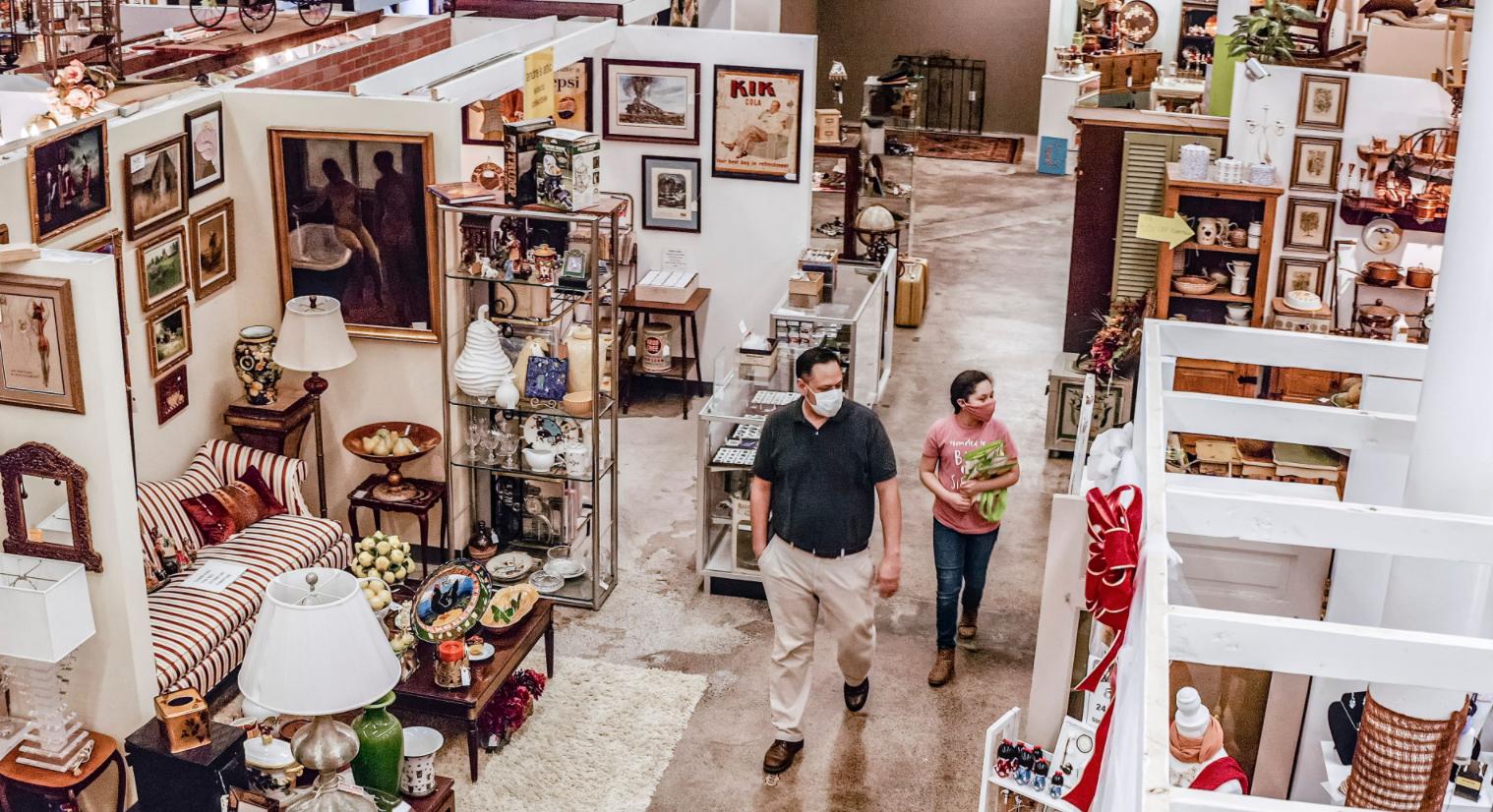 Antique Store in Richardson
