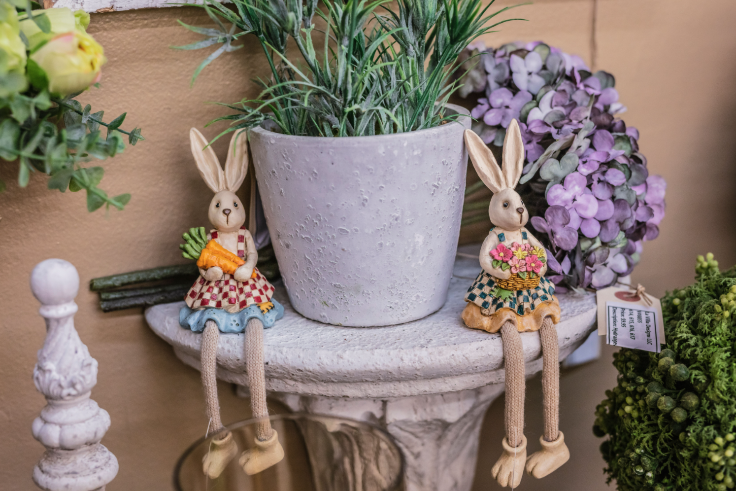 Incorporate these Home Decor Staples for Spring by Shopping at Cottonwood Market
